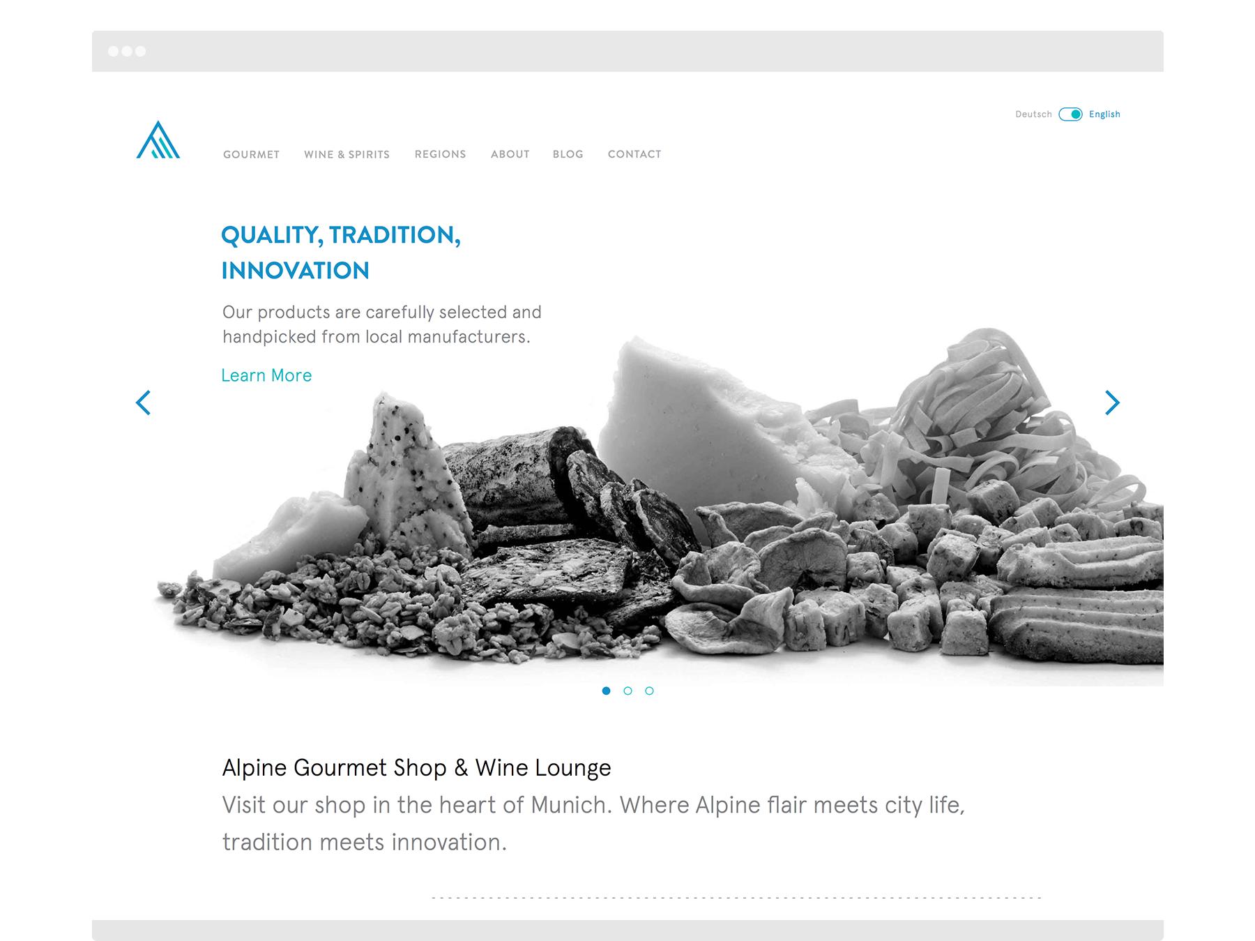 porfolio-alporium-website-homepage